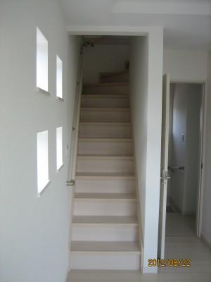 内部階段② 2