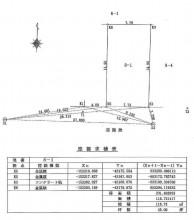 田辺5測量図